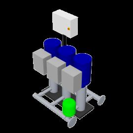 DP-Pumps HU3 Base Line DPV SVP