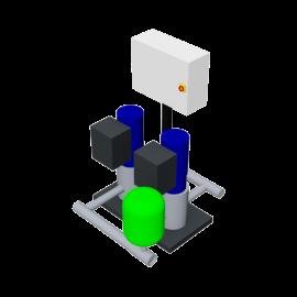 DP-Pumps HU2 Base Line DPV SVP