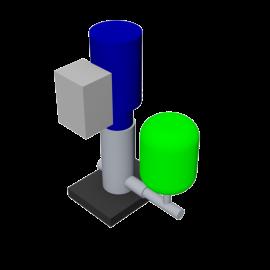 DP-Pumps HU1 Single Line DPV MVP