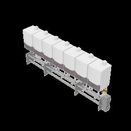 Remeha Quinta Ace 45-65-90-115 Cascade Ligne/ Paroi 7 unités