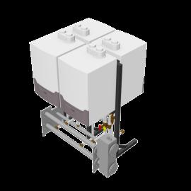 Remeha Quinta Ace 45-65-90-115 Cascade Supine/ Rahmen 4 Geräte