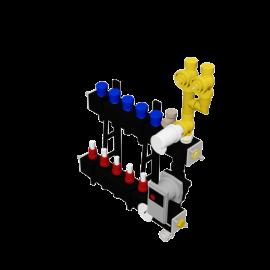 Therminon Composite unit model OEM LTV 3 pijps aansluiting
