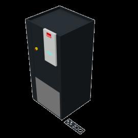 STULZ CyberAir 3PRO DX: Upflow AS 1-circuit
