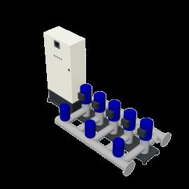 DP-Pumps HU5 Utility Line DPVF25 VC