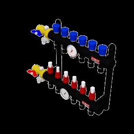 Robot Vloerverwarming B.V. Solution composiet verdeler