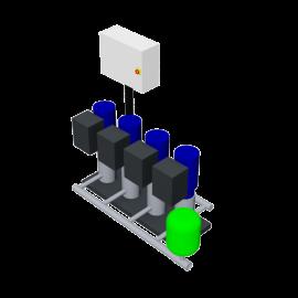 DP-Pumps HU4 Base Line DPV SVP