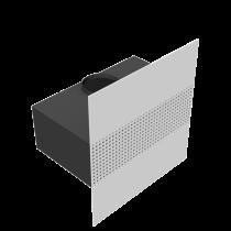 VE_Air Terminal_Wall Grille Rectangular Plenum_MEPcontent_Halton Terminals.tiff